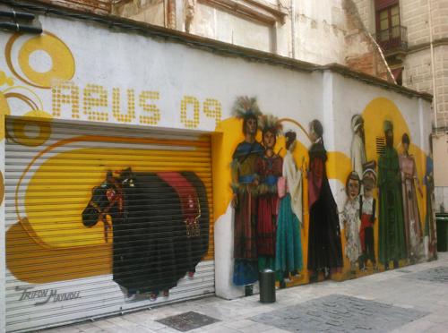 Reus-mural