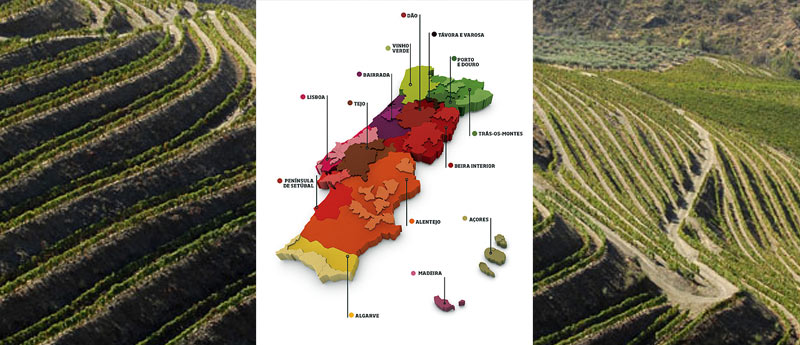 Photos via Wines of Portugal