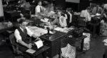 LA Times Newsroom, photo: The Huntington Library
