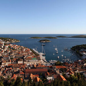Photo of Hvar Town, by Elia Varela